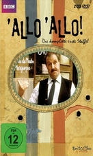 """'Allo 'Allo!"" - German DVD movie cover (xs thumbnail)"