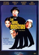 I nuovi mostri - Mexican Movie Cover (xs thumbnail)