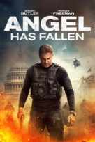 Angel Has Fallen - British Movie Cover (xs thumbnail)