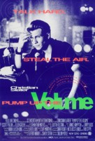 Pump Up The Volume - Movie Poster (xs thumbnail)