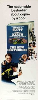 The New Centurions - Movie Poster (xs thumbnail)