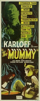 The Mummy - Re-release movie poster (xs thumbnail)