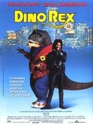 Theodore Rex - Spanish Movie Poster (xs thumbnail)