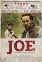 Joe - Danish Movie Poster (xs thumbnail)