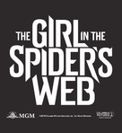 The Girl in the Spider's Web - Logo (xs thumbnail)