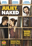 Juliet, Naked - DVD cover (xs thumbnail)