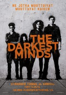 The Darkest Minds - Finnish Movie Poster (xs thumbnail)