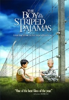 The Boy in the Striped Pyjamas - Movie Cover (xs thumbnail)