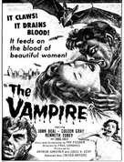 The Vampire - Movie Poster (xs thumbnail)