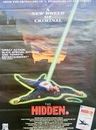 The Hidden - British Movie Poster (xs thumbnail)