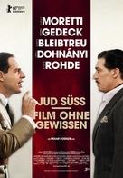 Jud Süss - Film ohne Gewissen - Swiss Movie Poster (xs thumbnail)