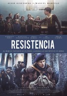 Resistance - Spanish Movie Poster (xs thumbnail)