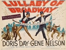 Lullaby of Broadway - Movie Poster (xs thumbnail)