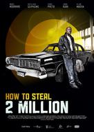 How to Steal 2 Million - South African Movie Poster (xs thumbnail)