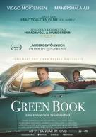 Green Book - German Movie Poster (xs thumbnail)