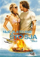Fool's Gold - Croatian Movie Cover (xs thumbnail)