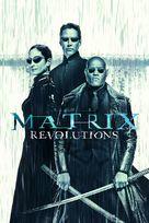 The Matrix Revolutions - Movie Cover (xs thumbnail)