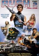 Rage - German Movie Poster (xs thumbnail)