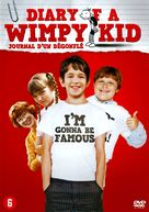 Diary of a Wimpy Kid - Dutch DVD cover (xs thumbnail)