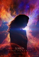 X-Men: Dark Phoenix - Croatian Movie Poster (xs thumbnail)