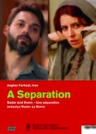 Jodaeiye Nader az Simin - Swiss DVD cover (xs thumbnail)