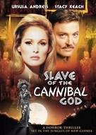 La montagna del dio cannibale - DVD movie cover (xs thumbnail)