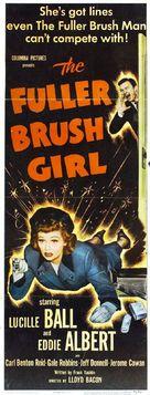 The Fuller Brush Girl - Movie Poster (xs thumbnail)
