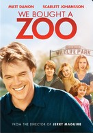 We Bought a Zoo - DVD movie cover (xs thumbnail)