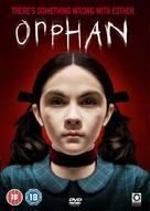 Orphan - British DVD movie cover (xs thumbnail)