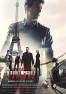 Mission: Impossible - Fallout - Spanish Movie Poster (xs thumbnail)