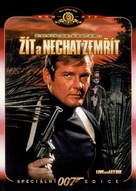 Live And Let Die - Czech DVD movie cover (xs thumbnail)