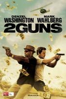 2 Guns - Australian Movie Poster (xs thumbnail)