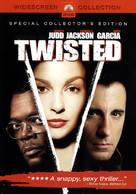 Twisted - DVD movie cover (xs thumbnail)