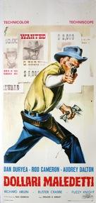 The Bounty Killer - Italian Movie Poster (xs thumbnail)