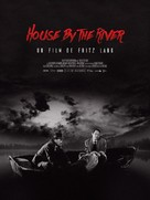 House by the River - French Re-release poster (xs thumbnail)