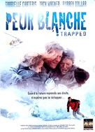 Trapped: Buried Alive - French DVD cover (xs thumbnail)