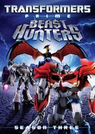 """""""Transformers Prime"""" - DVD movie cover (xs thumbnail)"""