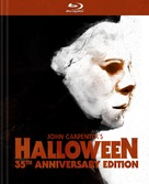 Halloween - Blu-Ray cover (xs thumbnail)
