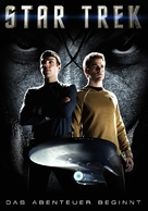 Star Trek - German Movie Cover (xs thumbnail)