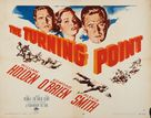 The Turning Point - Movie Poster (xs thumbnail)