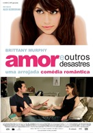 Love and Other Disasters - Brazilian Movie Poster (xs thumbnail)