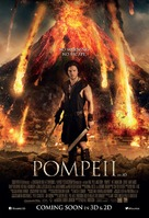 Pompeii - British Movie Poster (xs thumbnail)