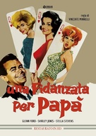 The Courtship of Eddie's Father - Italian DVD movie cover (xs thumbnail)