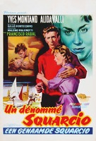 La grande strada azzurra - Belgian Movie Poster (xs thumbnail)