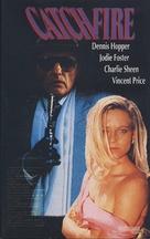 Catchfire - German VHS cover (xs thumbnail)