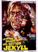 I, Monster - Italian Movie Poster (xs thumbnail)