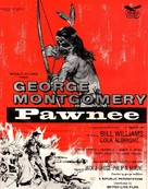 Pawnee - British Movie Poster (xs thumbnail)