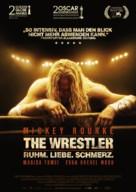 The Wrestler - German Movie Poster (xs thumbnail)
