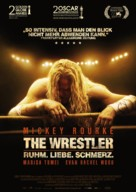 The Wrestler - German Movie Poster (xs thumbnail)