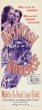Anthony Adverse - Re-release movie poster (xs thumbnail)